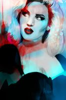 Dianna agron. by Faberry-shipper