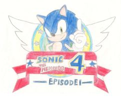 Sonic the Hedgehog 4 by Kevi-the-Eevee