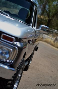 Ford V8 by abomontage