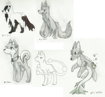 Theme Adoptables! by CleverConflict