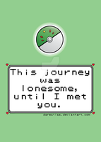 Pokeball Valentine Card_Friend Ball by dareatlas