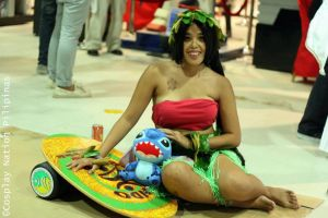 Lilo 'n Stitch Cosplay! by GabyGabGab