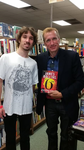 James Rollins book signing - 8/19/14 - 1/3 by HeroWolf95