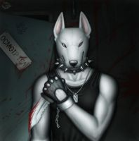 Blood for blood by BullTerrierKa