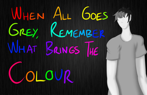 Remember The Colour by mimimaddy101