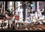 leaving new york never easy by PortraitOfaLife