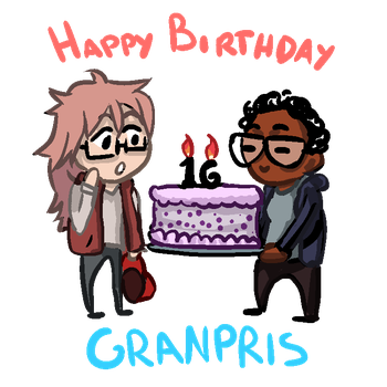 gran's 16!! by flunkly