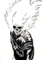 Ghost Rider by jel