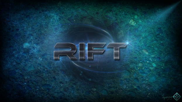 The Rift Wallpaper by JamesG2498