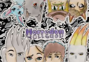 Horredon Poster - Finished by ilovewheatley