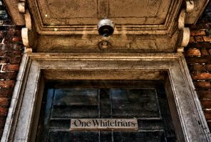 One white friars by forgottenson1