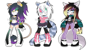.:Sonic Girl Adopts: Closed:. by FarFromSerious