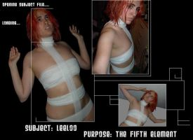 The Fifth Element by KellyJane