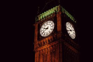 Good Night Big Ben by LucaHennig