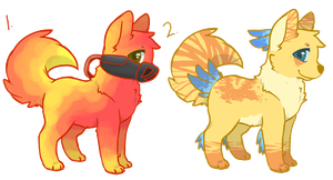 Puppy Auction :CLOSED: by Swift-The-KittyAdopt