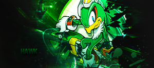 Green The Hawk by GreenMotion