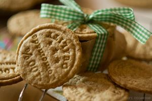 81. homemade digestive biscuits by arashiwitch