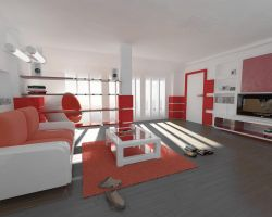red room by 4bedesign
