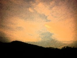 Sunset In The Hills by siddhartharun