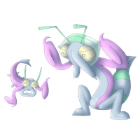 Mantis Shrimp FAKEMON by Weyard