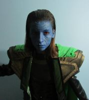 Loki Jotun cosplay test by Garnier-FX