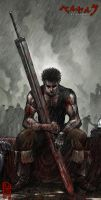 BERSERK - After the battle- by Darkdux