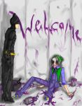 Welcome Batsy by InuGurl107
