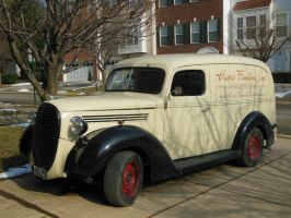 1939 Ford Sedan Delivery by rlkitterman