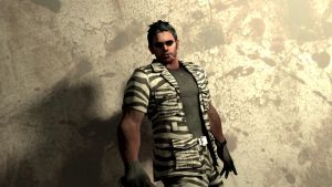 Safari- Chris Redfield by LingLostHappinesXiao