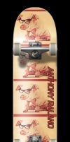 Ar Skateboard 004 by AnthonyRalano