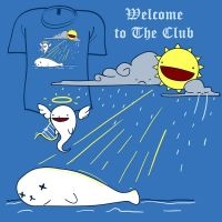 Woot Shirt - Welcome To by fablefire
