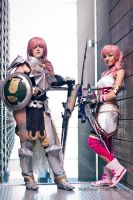 Final Fantasy Xiii-2 by fizzykat