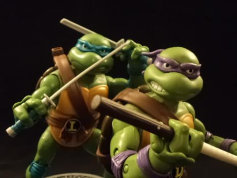 Turtle TIme!! by Argahal