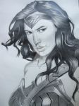 Wonder Woman Finished by corysmithart