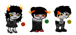 fantroll adopt Batch 1 [CLOSED] by SkullAdopts