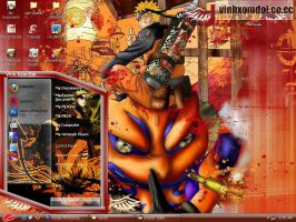 Naruto Theme for XP by vinhxomdoi