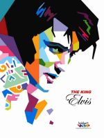 The King Elvis by istikhar