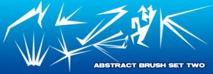 Abstract Brush Set Two by s3vendays