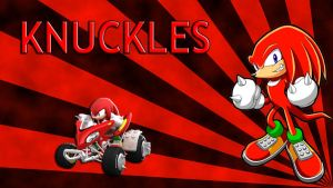 Knuckles Wallpaper by JanetAteHer
