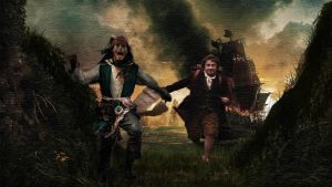 The hobbits of the caribbean by joeyvandewouw
