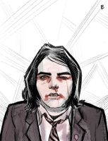 Gerard Way by monkos