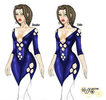 Hive Collection Dress by bellamy94