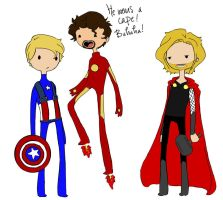 The Avengers by GDrocks2431