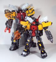 Omega Supremes by Unicron9