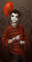 Don't Starve. Wes by Gidrologium