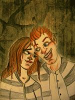 Jerome And Molly by londons-lonely