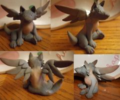 Angel Wolf (Unpainted) by Yoraeryu