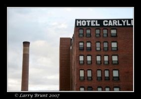 Hotel Carlyle by inessentialstuff