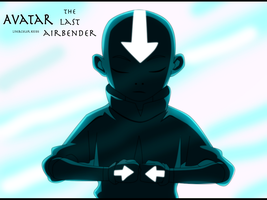 Aang Avatar by kisi86