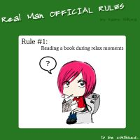 Kaoru in: THE REAL MAN RULES by Paoru
